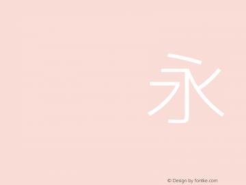 mplus-1m-light Version 1.056 Font Sample