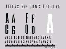 Aliens & cows Version 2.010图片样张