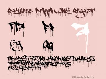 Ruthless Drippin ONE Version 1.000 2011图片样张