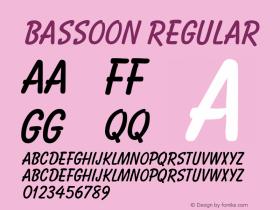 Bassoon v1.0c图片样张