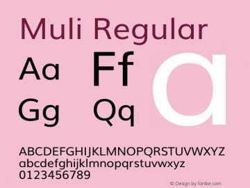 Muli Version 2图片样张