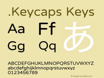 .Keycaps Keys 10.5d23e8图片样张