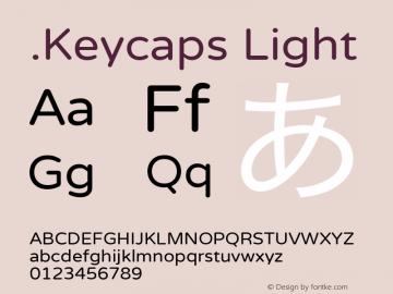 .Keycaps Light 10.5d23e8图片样张