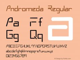 Andromeda 图片样张
