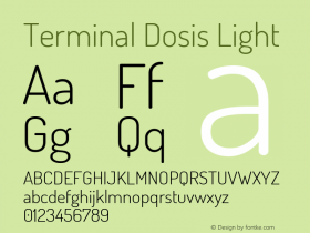 Terminal Dosis Light Version 1.006图片样张