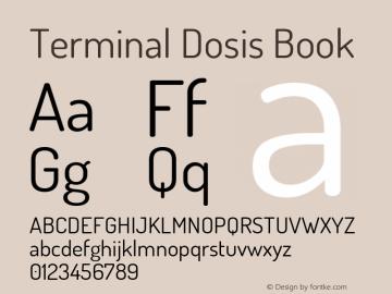 Terminal Dosis Book Version 1.006图片样张
