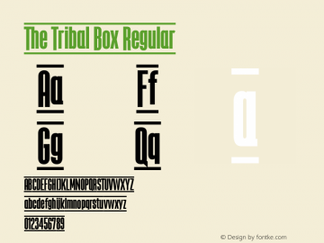TheTribalBox Version Pro 1.632图片样张