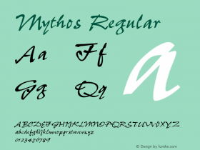 Mythos Brendel            :25.08.1995图片样张