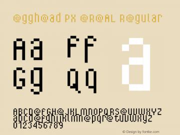 Egghead Px TRIAL Version 1.000 2004 initial release图片样张