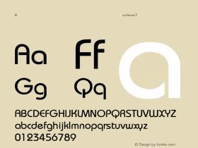 Bauhaus-Thin 图片样张