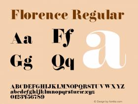 Florence v1.0c图片样张
