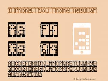 I Phone, You Phone Regular Version 1.0图片样张