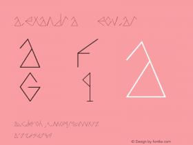 alexandria Version 1.000;PS 001.001;hotconv 1.0.56图片样张