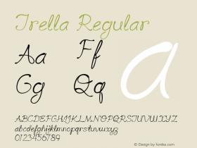 Trella Version 1.000图片样张