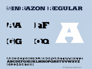 SinRazon Version 1.400图片样张