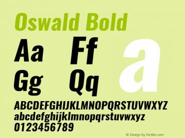 Oswald BoldItalic 3.0; ttfautohint (v0.94.23-7a4d-dirty) -l 8 -r 50 -G 200 -x 0 -w