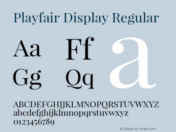 Playfair Display Version 1.002;PS 001.002;hotconv 1.0.70;makeotf.lib2.5.58329; ttfautohint (v0.93) -l 42 -r 42 -G 200 -x 14 -w