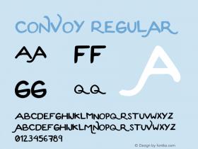 Convoy Version 1.000;PS 001.001;hotconv 1.0.56图片样张