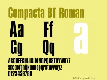 Compacta BT spoyal2tt v1.34图片样张