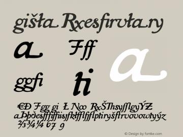 Isla-Extra Version 001.000图片样张