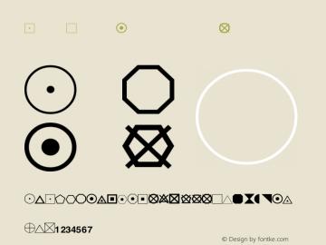 CityStar Geometric version 3.0   01/01/96图片样张