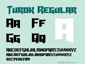 Turok Version 1.10 May 17, 2015图片样张
