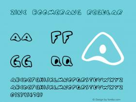 Zinc Boomerang Frog: 3.9.99 1.0图片样张