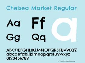 Chelsea Market Regular 图片样张