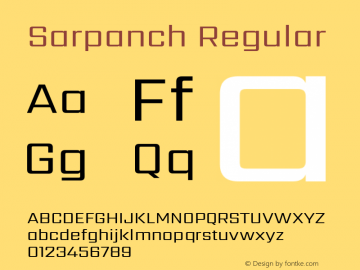 Sarpanch Version 1.0图片样张