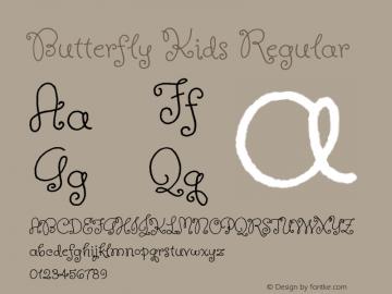 ButterflyKids Version 1.0图片样张