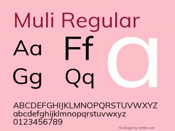 Muli Version 1.0图片样张