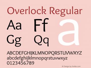Overlock Version 1.0图片样张