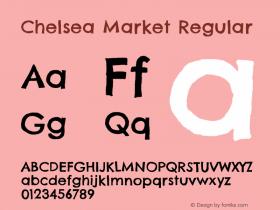 ChelseaMarket Version 1.0图片样张