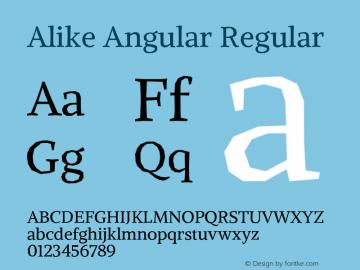 AlikeAngular Version 1.0图片样张