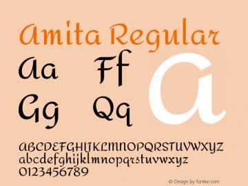 Amita Version 1.0图片样张