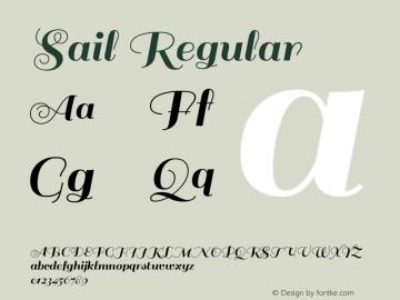 Sail Version 1.0图片样张
