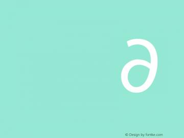 Andika Version 1.0图片样张