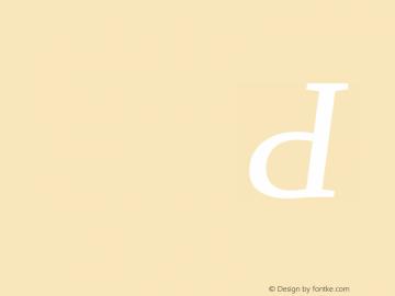 Merriweather Italic 图片样张