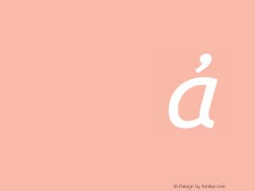 Ubuntu Italic  Font Sample