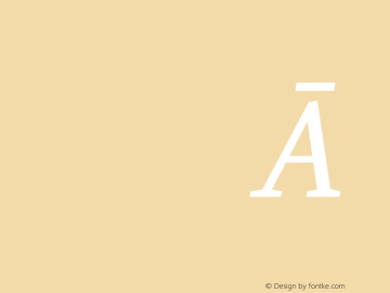 Manuale Italic 图片样张