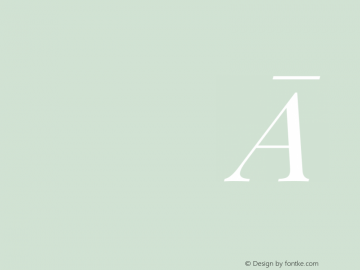 Playfair Display Italic 图片样张