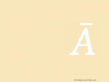 Andada Italic 图片样张