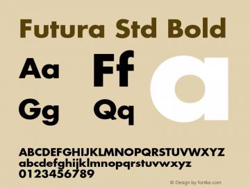 Futura Std Font,FuturaStd-Bold Font,Futura Std Book Font,Futura Std
