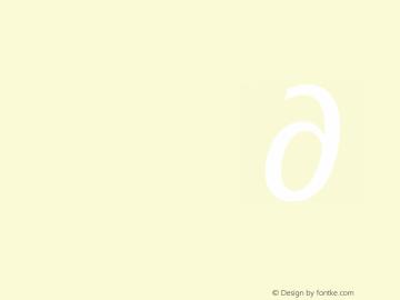 Arimo Italic 图片样张
