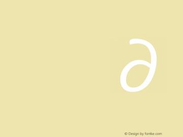 Overlock Italic 图片样张