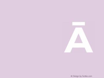 Montserrat SemiBold Regular  Font Sample