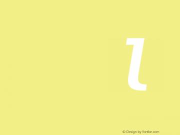 Rokkitt SemiBold Regular  Font Sample