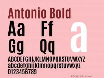 Antonio Version 1.0图片样张