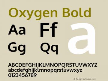 Oxygen Version 1.0图片样张