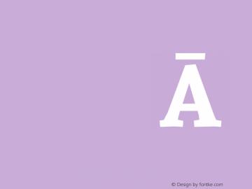 Andada Bold 图片样张
